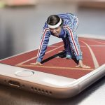 Un Smartphone à la place d'un coach sportif !
